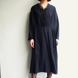 Late 1950's  Black dress