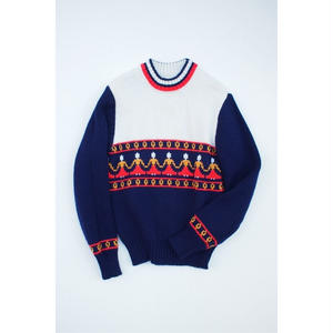 Made in POLAND    wool knit