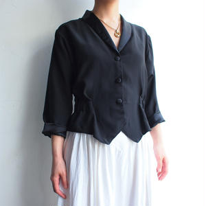Made in England  blouse  waist mark blouse