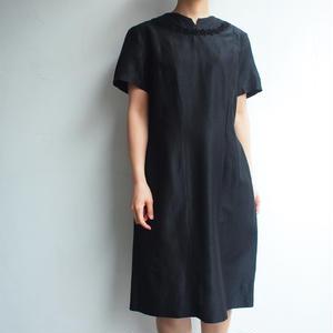 1960's Black dress