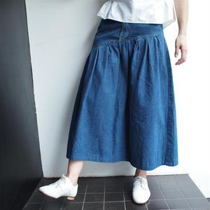 Made in Italy denim skirt