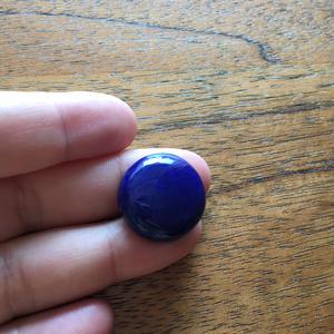 ラピスラズリ(No.1)/天然石ルース(裸石)