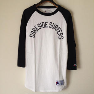 DARKSIDE SURFERS 3/4Sleeve Tee