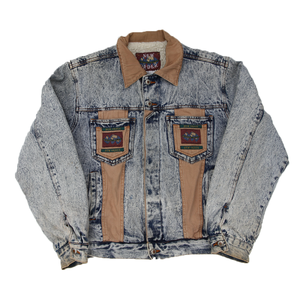 New order vintage Denim jacket