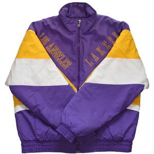 Los Angeles LAKERS stadium jacket(Champion)