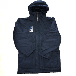 The Gas Company nylon jacket