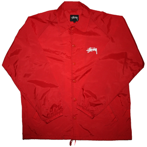 STUSSY coaches jacket