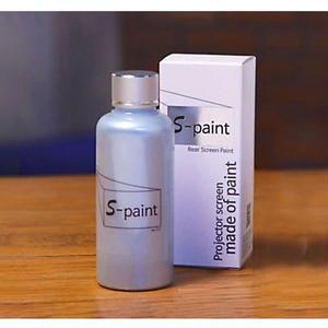 S-paint 150ml セット / 塗るだけ簡単!ガラスがスクリーンに早変わり