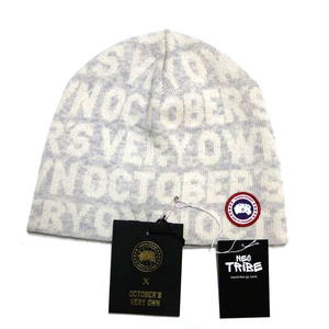 Canada Goose x October's Very Own 2017 Beanie  Grey