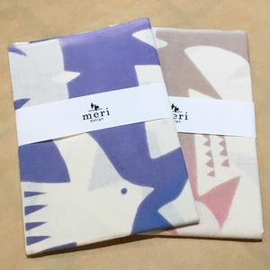 THE ACE SHOP | meri design 浜松注染手ぬぐい「トリ」