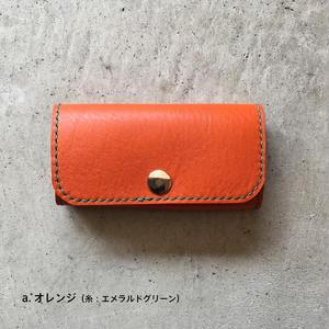 MIYA Leather | イタリアンレザーのキーケース