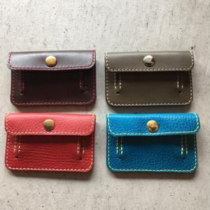 MIYA Leather | コインカードケース