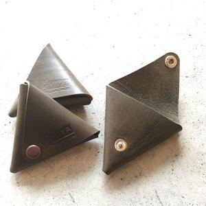 MIYA Leather | 三角コインケース