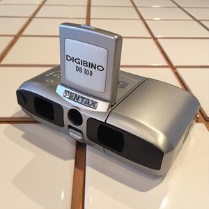 Shingo Wakagi | 双眼鏡デジカメ(PENTAX DIGIBINO)