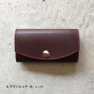 MIYA Leather | ヴィンセントレザーのキーケース