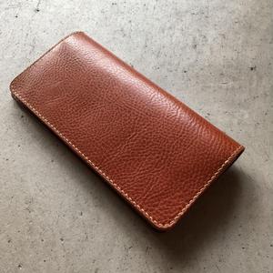 MIYA Leather | イタリアンレザーのロングウォレット