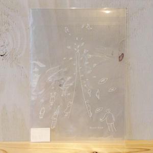 Yasuhiro Suzuki | クリアファイル  まばたきの葉