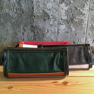 おまる|コンビレザーの財布