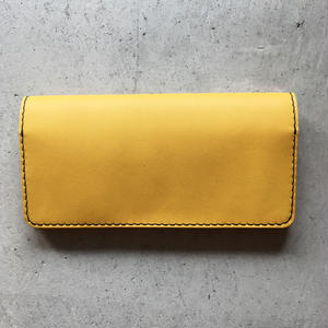 MIYA Leather | タンニン鞣しのロングウォレット