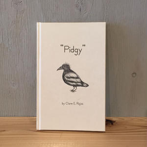 "LITTLE CALIFORNIA | CLARE ROJAS ART BOOK ""Pidgy"""