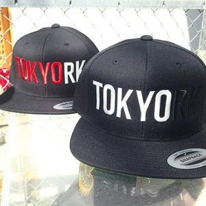 TOKYORK スナップバックCAP(NIACオリジナルデザイン)