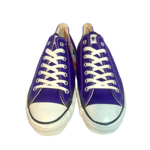 80's CONVERSE ALL STAR OX HOT PURPLE