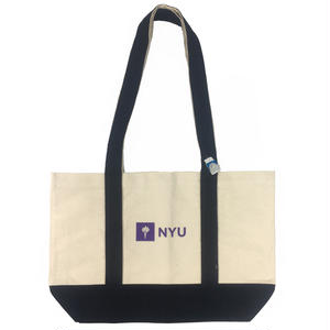 NEW YORK UNIVERSITY TOTE BAG