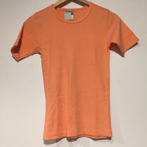 1980's made in USA T shirt orange