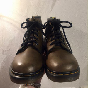 "Dr.Martens made in England ""DEAD STOCK"""