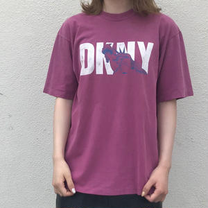 """1990's DKNY made in USA """"くすみピンク"""""""