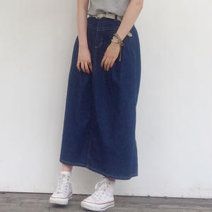 1980's Lee made in USA denim skirt
