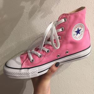 """NEW"" CONVERSE ALL★STAR pink"