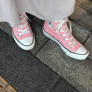CONVERSE ALL STAR LIGHT PINK