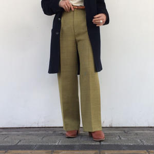 """ELLEN TRACY"" Check Pants"
