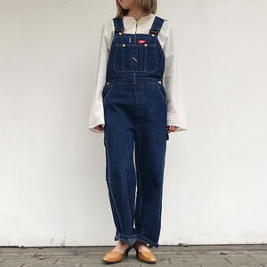 Dickies Made in USA Denim Overall