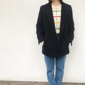 "〜80's ""Gloverall"" made in England Pコート"