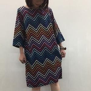 80's  one-piece dress