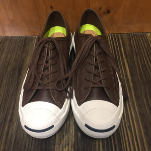 """NEW"" CONVERSE Jack Purcell Leather Low Top"