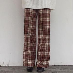 1970's PENDLETON TARTAN PANTS