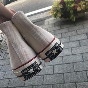 CONVERSE CT70 生成り ハイカット