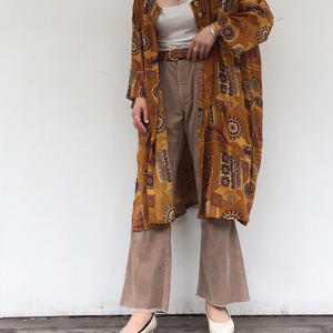"""〜90's """"Ethnic gown"""" made in India"""