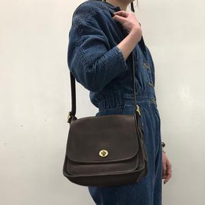 1990's OLD COACH SHOULDER BAG