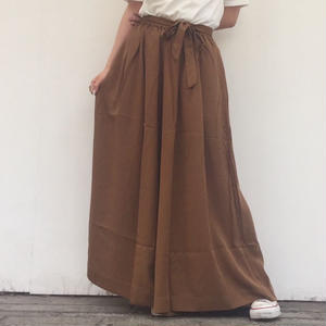 """NEW"" LILOU&LILY TENCEL DRAPE WIDE PANTS"