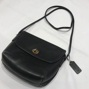 1980's OLD COACH shoulder bag
