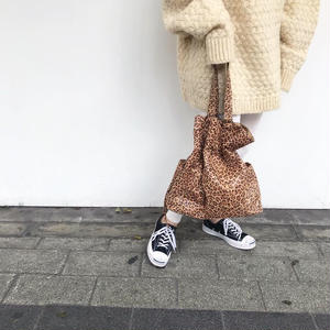 レオパード柄バッグ