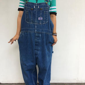 1970's BIG SMITH denim overall