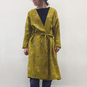 """NEW"" LILOU&LILY 60 VIYELLA FLOWER COAT"