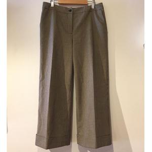 CHICO'S  gingham check pants