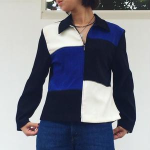 BRIGGS Crazy pattern jacket