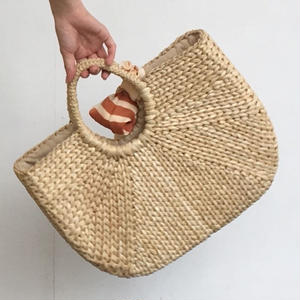 Talbota straw bag